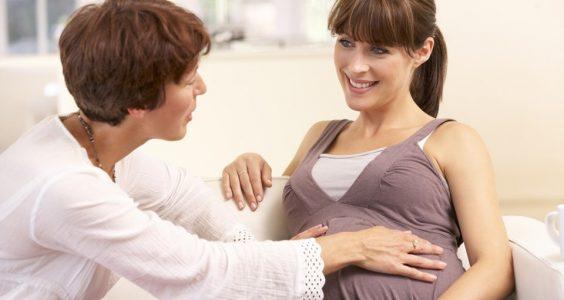 pôrodný príbeh