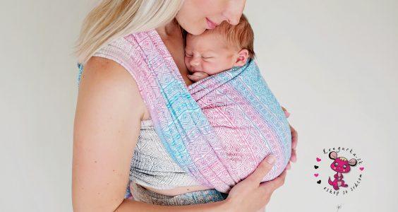 Ako správne nosiť bábätko