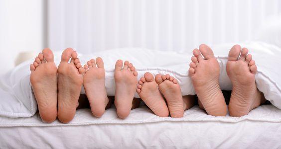Spoločné spanie