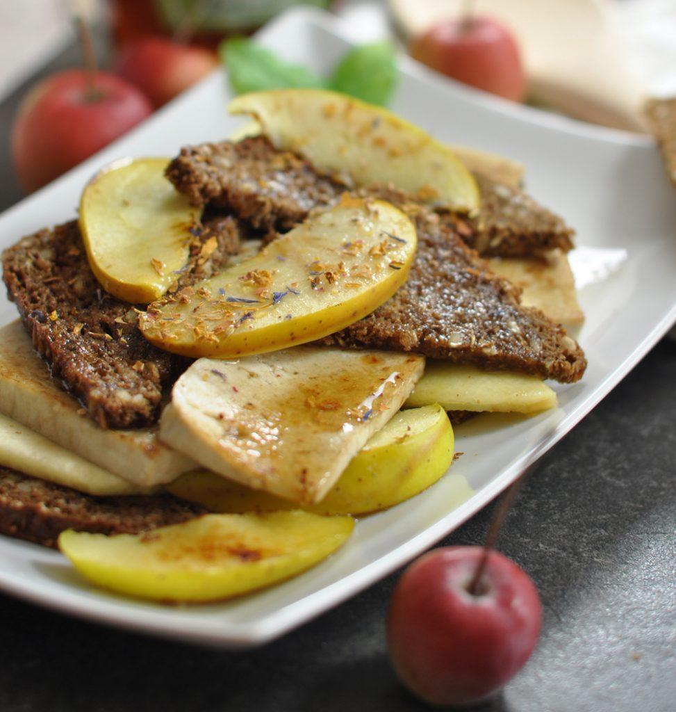 Netradičné raňajky s tofu a s javorovým sirupom