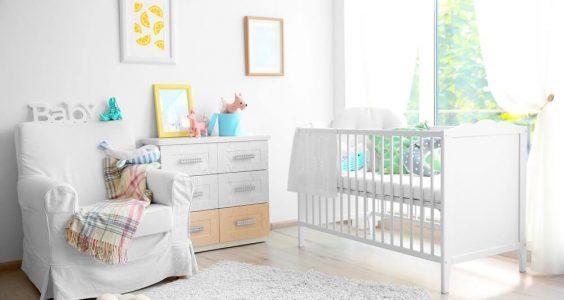 Detská izbička pre bábätko