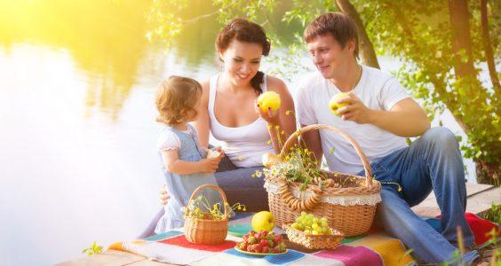 Rodina a spoločné jedlo