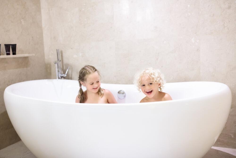 Intímna hygiena malých dievčatiek