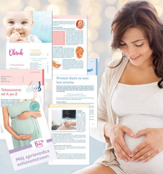Happy Baby - sprievodca tehotenstvom