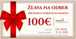 Vianočná zľava 100 eur na odber pupočníkovej krvi