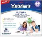 TESTOVANIE - Marťankovia FUTURA 6-9 - komplex vitamínov & minerálov