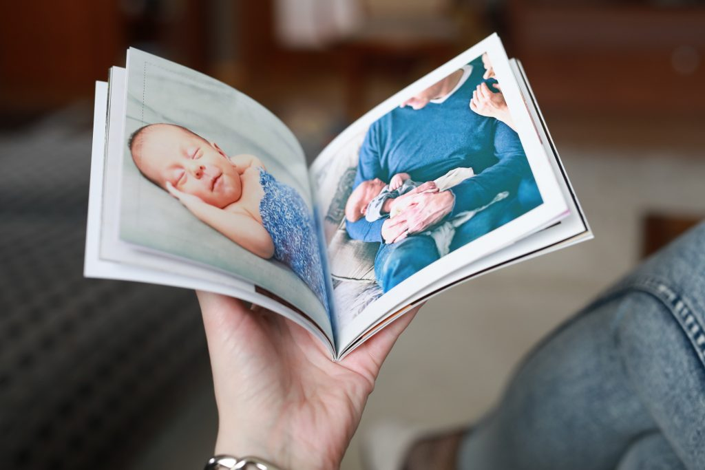 Bontia Fotokniha S Měkkými Deskami