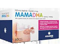 SÚŤAŽ o 5 balíčkov vitamínov MamaDHA na tri mesiace