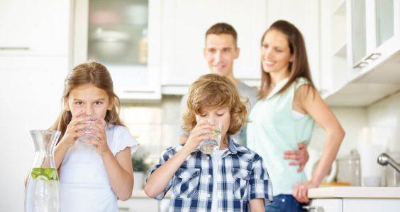 pitný režim detí