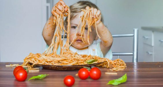 Vzorový jedálniček dieťatka