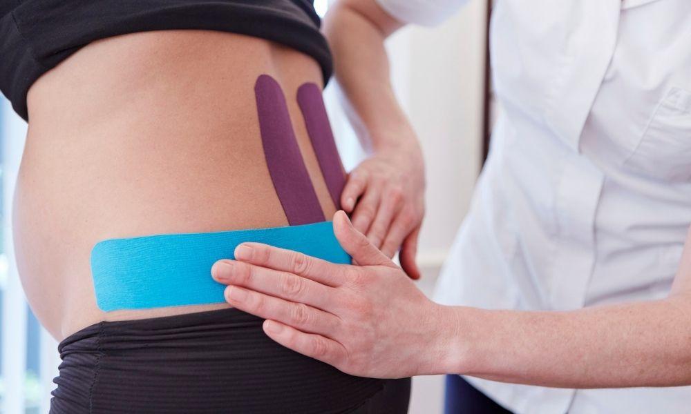 tejpovanie v tehotenstve