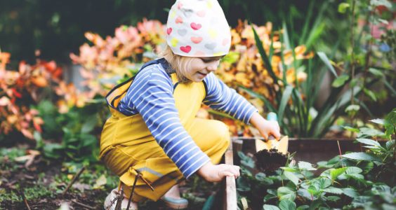 malí záhradníci