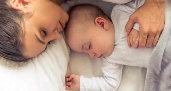 ako uspať bábätko